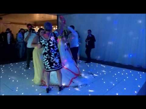Sonik Wave Wedding Disco / DJ & Flowers Bedfordshire Wyboston Lakes Italian