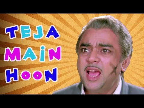 Paresh Rawal | Bollywood Dubstep | Best Comedy Scenes