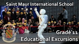 Science - Educational Excursions - Miraikai Science Museum and Sony Explora