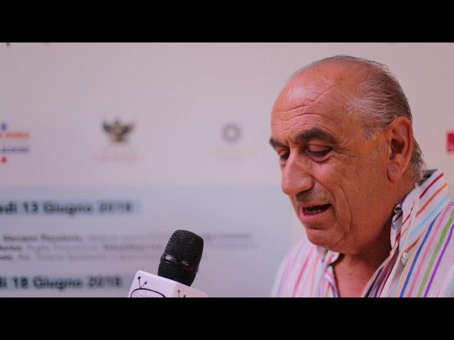 INTERVISTE FOODEXP PUGLIA ORIGINI 2018 LECCE - ENRICO  SURDO