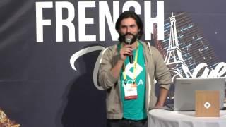 SONORA LABS - Le grand pitch du French Village FOCUS #SmartHome #SmartCity #SmartVehicules #SmartMobilité