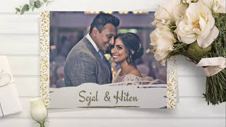 PEOPLE FALL IN LOVE IN MYSTERIOUS WAYS | SEJAL & HITEN | CINEMATIC WEDDING FILM | WEDDING EXPERTS