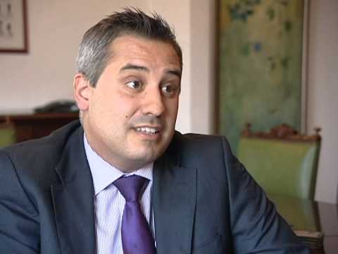 Banking in Gibraltar - Jonathan Scott speaks to Christian Garcia