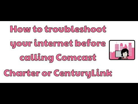 How to fix your internet before calling CenturyLink or Comcast Charter