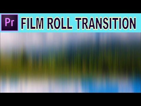 Film Roll Transition - Adobe Premiere Pro Tutorial thumbnail
