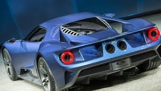 Meet the New Ford Carbon-Fiber Body GT Supercar