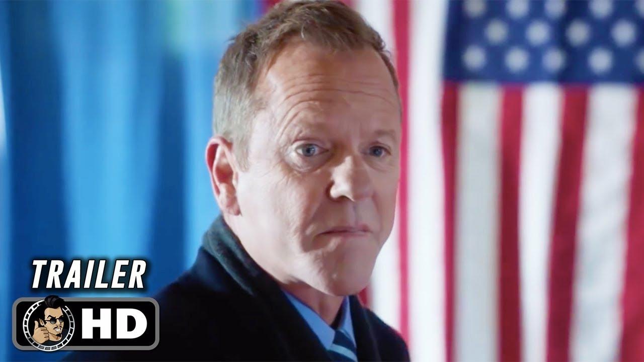 Download DESIGNATED SURVIVOR Season 3 Official Trailer (HD) Kiefer Sutherland Series