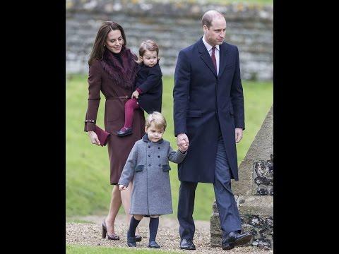 кейт миддлтон и уильям с детьми фото