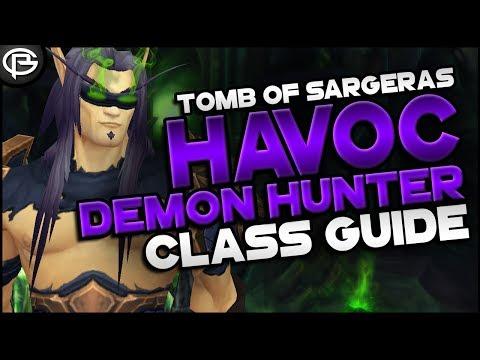 7.2.5 Basic Guide // Demon Hunter - Havoc