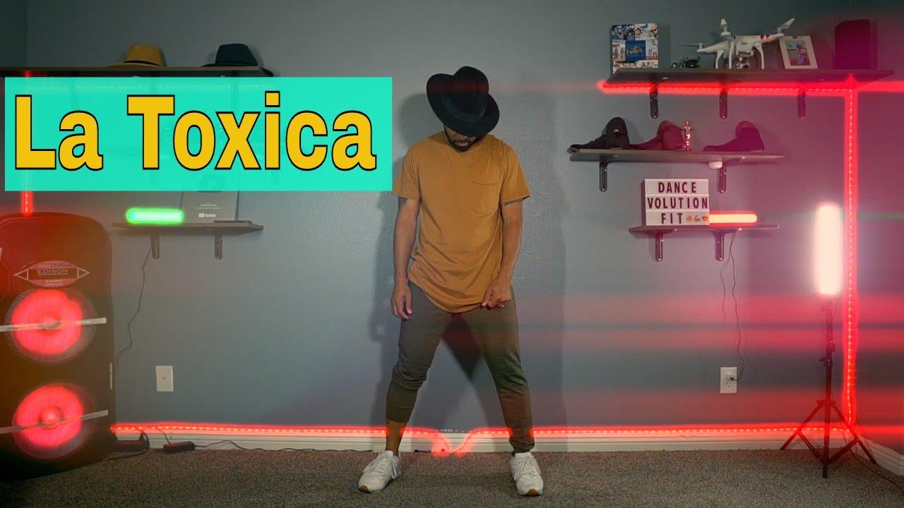 """Farruko """" La Toxica"""" Coreografia Dance Fitness / DanceVolution Fitness"""