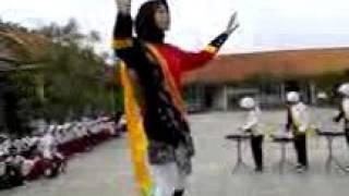 Marching Band  singa perbangsa smp1 terisi