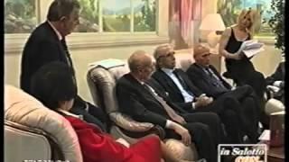 Gustavo Rol, Testimonianze di amici (Telestudio, 2004)