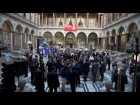 Coat of Arms Celebration at the Foreign & Commonwealth Office