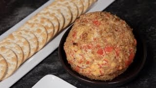 Holiday Cheese Ball Recipe From Tastingtable.com