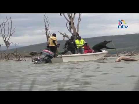 Two bodies from fatal Lake Nakuru chopper crash recovered