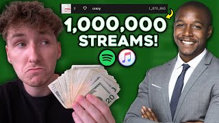 I Spent $1,500 oฑ a Pro Music Marketer to Promote My Song! This is What Happened..