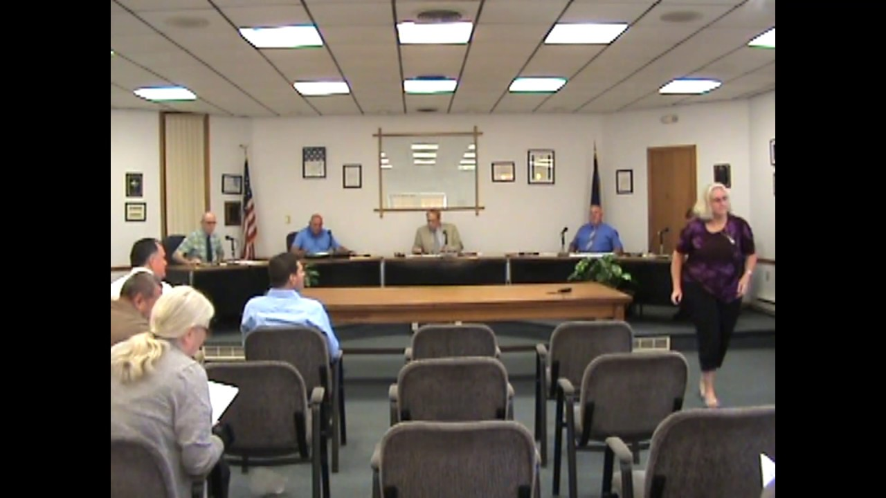Rouses Point Village Board Meeting  6-17-19