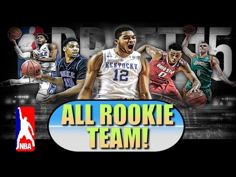 NBA 2K16 - Scenarios - ALL ROOKIE TEAM!