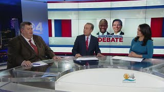 Post-Gubernatorial Debate