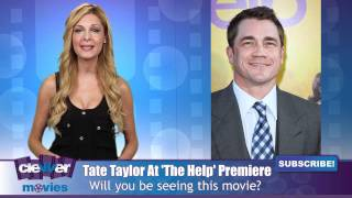 Director Tate Taylor 'The Help' Movie Premiere Interview