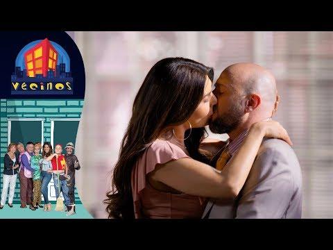 Vecinos, Capítulo 6: ¡Silvia acepta ser novia de Luis!   Temporada 6   Distrito Comedia