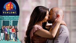 Vecinos, Capítulo 6: ¡Silvia acepta ser novia de Luis! | Temporada 6 | Distrito Comedia
