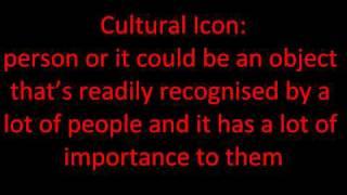 Vocabulary - Cultural Icon - Migliora il tuo Inglese - Improve your English