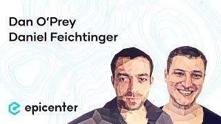 EB73 – Dan O'Prey & Daniel Feichtinger: Hyperledger Decentralised Ledger Platform
