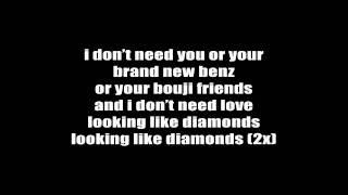 Kesha - Sleazy (Get Sleazier) LYRICS (feat. Lil Wayne, Wiz Khalifa, T.I., Andre 3000)