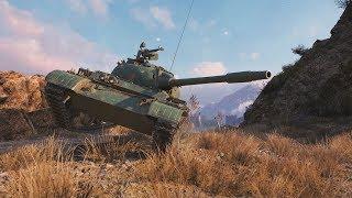 WoT Blitz - Рекорд танка Type 62.До последней капли ПОТА- World of Tanks Blitz (WoTB)