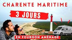 Où Partir en FOURGON Aménagé ❓ Notre WEEK-END en Charente maritime