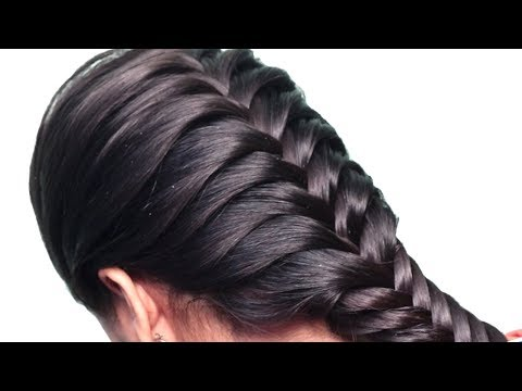 Latest Hairstyle for Party, Wedding with Trick || Cute Hairstyles || Bun Hairstyles || Hairstyle