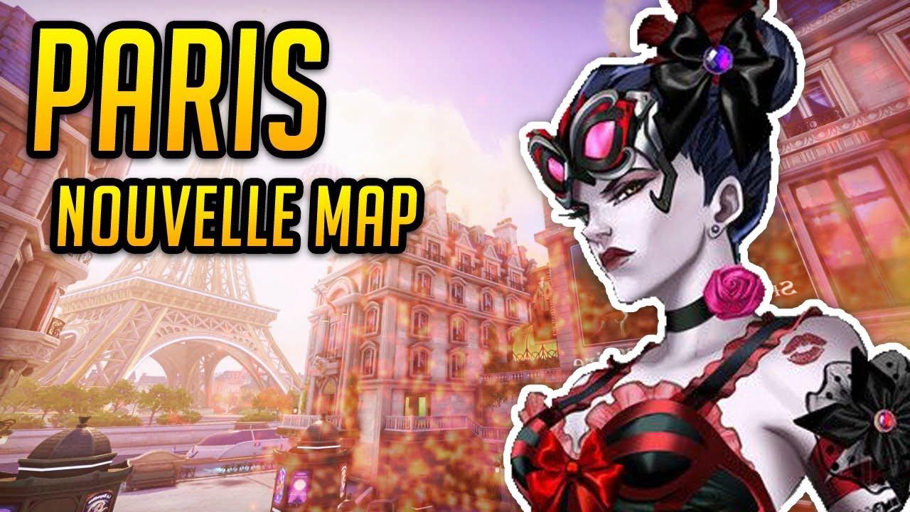 NOUVELLE MAP PARIS SUR OVERWATCH ! on 20th arrondissement paris, notre dame paris, 11 arrondissement paris, google maps paris, map france, shopping paris, physical map paris, the latin quarter paris, best tourist map paris, world map paris, detailed map paris, montmartre paris, rue mouffetard paris, things to do in paris, weather paris,