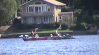 Blow Over on Webster Lake.wmv