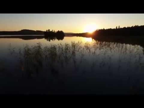 Summer's End at Skidtjärn #BEBOPYOURWORLD #SWEDEN