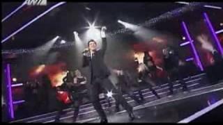 Xfactor Greece Live #10 Σάκης - Όλα Γύρω Σου Γυρίζουν
