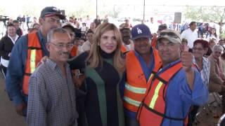 Gobernadora inaugura carretera Hermosillo-San Pedro de la Cueva