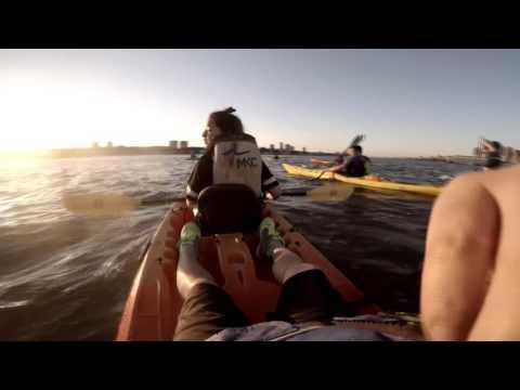 Manhattan Kayak Club NYC Outdoor Fest 2017