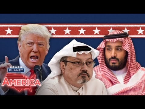 Jamal Khashoggi, the Trump Effect in the race for Florida, and taxing the rich | Planet America
