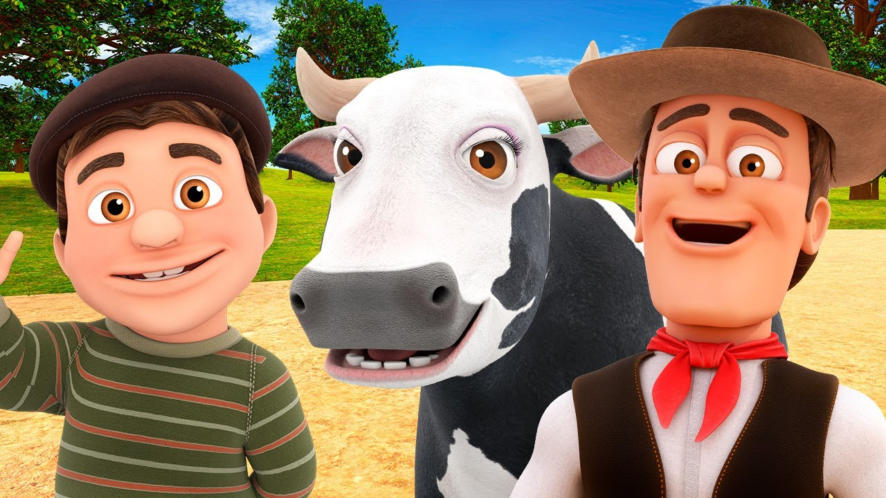 Let's Play and Learn at the Farm! - Videos for Kids