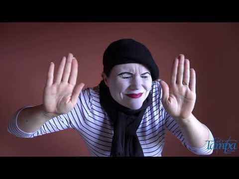 Creative Arts Theatre - Let's Play - Mime Basics