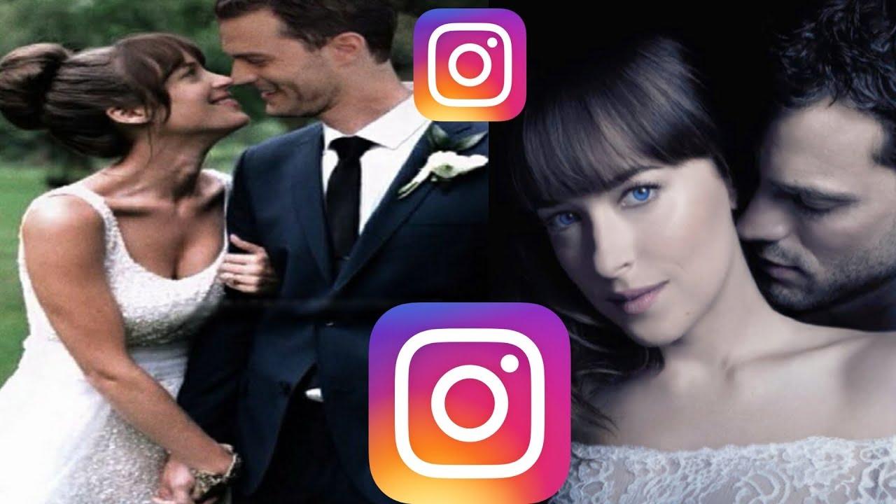 Dakota johnson and jamie dornan instagram 2018 - YouTube