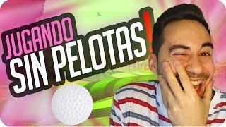 JUGANDO SIN PELOTAS!! | Sara, Gona, Exo, Macu y Luh en GOLF WITH FRIENDS
