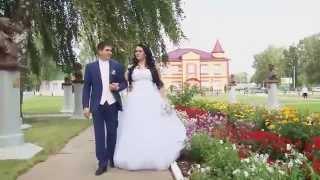 Свадебный клип  Алексей и Ольга. Видеосъемка в Саранске.