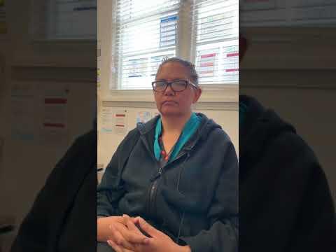 Loretta Longbottom, Aboriginal Health Worker, Waminda
