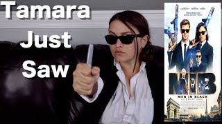 Men in Black: International - Tamara Just Saw