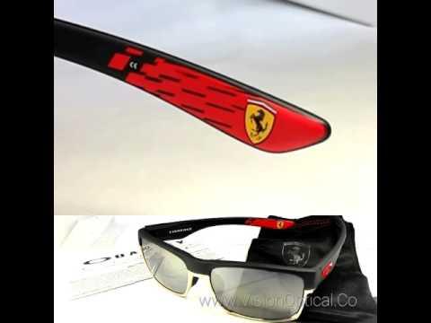 5279d319e8be0 Oakley Ferrari Twoface asia fit oo9256 - YouTube