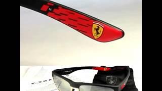 Oakley Ferrari Twoface Asia Fit Oo9256 Youtube