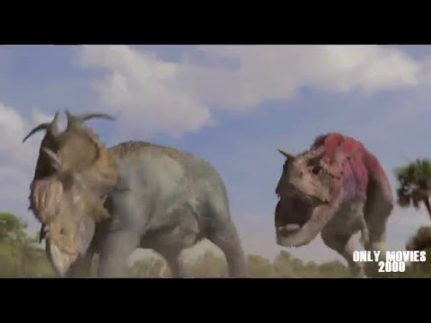 Dinosaur  Carnotaur attack HD