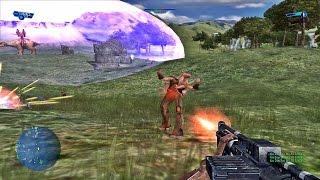 Star Wars: Battlefront (2004) CLONE WARS CAMPAIGN Walkthrough # 1
